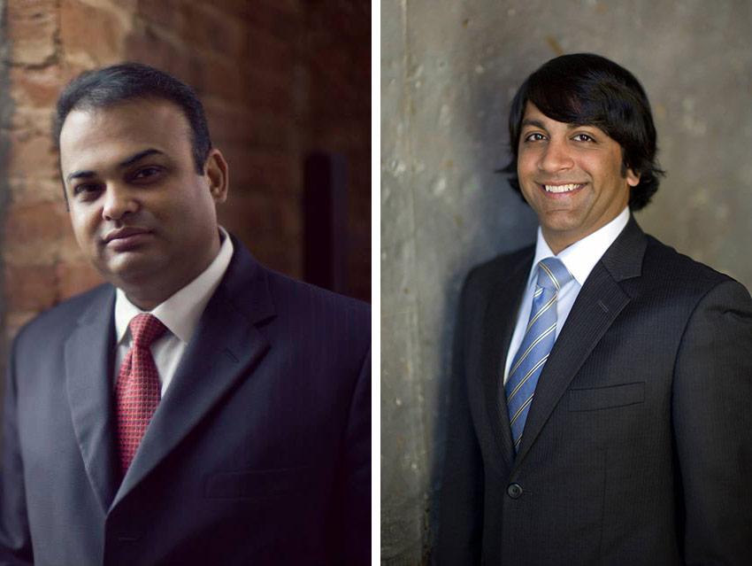 Carolina Law Group Partners | Monty Desai & Nihar Patel