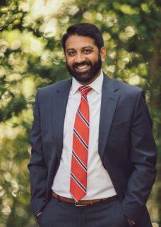 Nihar Patel, Attorney & Partner of the Carolina Law Group in Greenville, SC.