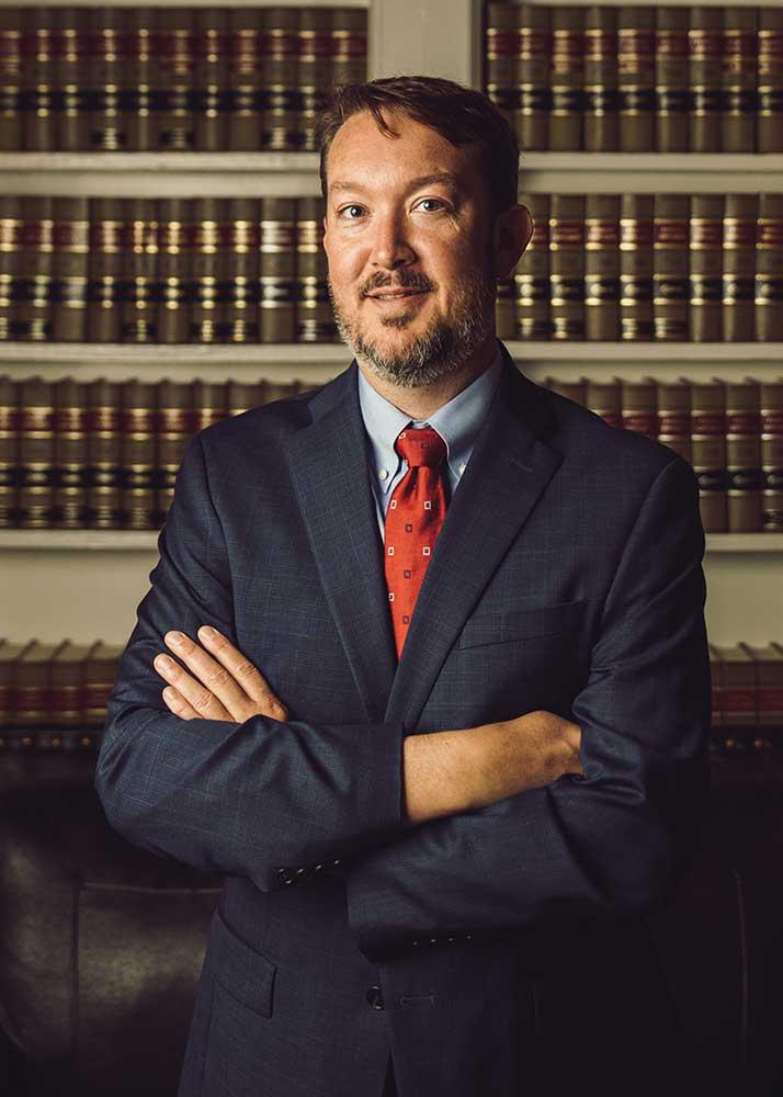 Mitchell Byrd, Attorney, Carolina Law Group, Greenville, SC