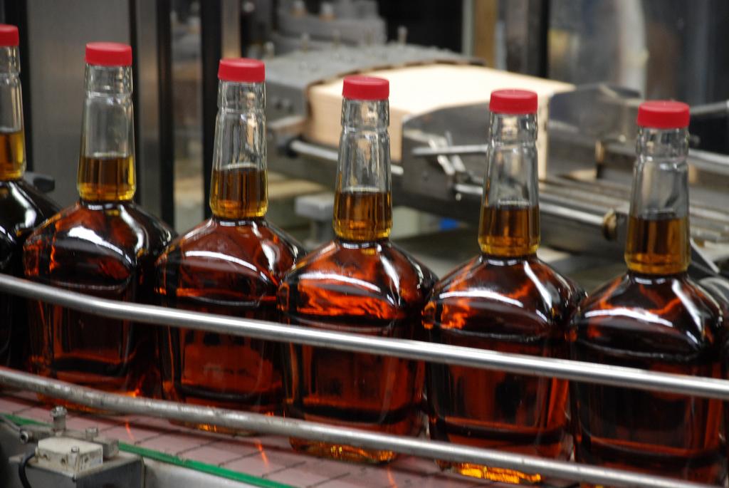 Maker's Mark Bourbon Distillery